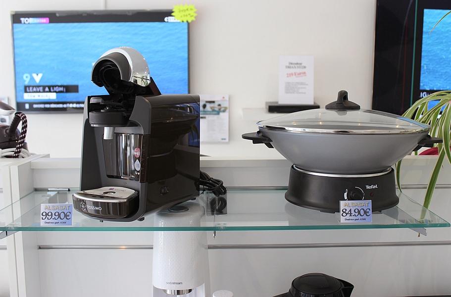 Appareil TEFAL / Cafetière TASSIMO